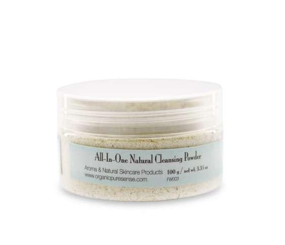 Natural moisturizing mineral foundation by organic pure sense