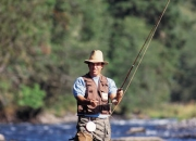 Worldwide fly fishing holiday directory