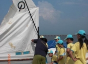 Experience sailing and windsurfing in shanghai