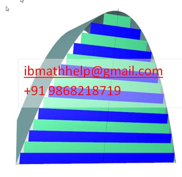 Construct a building in parabola ib maths hl ia solution help