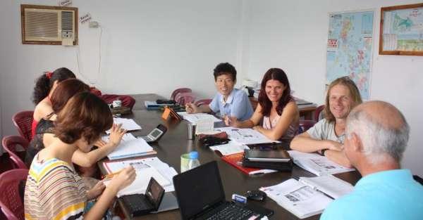 Study english on boracay island philippines