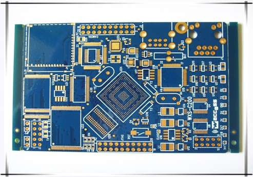 Supply 6 layers pcb (immersion gold