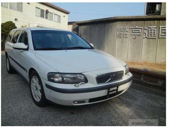 2001 volvo v70 on selling with good quality