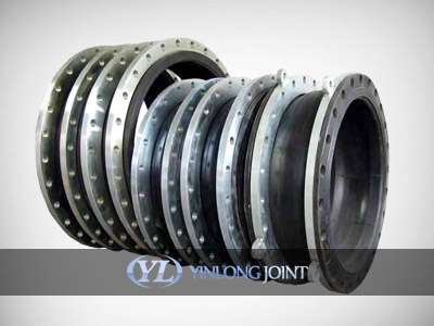 Wide arch rubber expansion joint kdjf