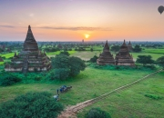 Bagan city tour( green myanmar travel )