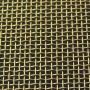 "0.028"" Wire Dia. #8 Mesh Fireplace Screen Wire Mesh"
