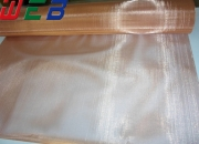 100 Mesh Phosphor Bronze Wire Mesh Screen 0.1mm Wire Dia. 1m x 30m per roll