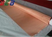 Woven Commercially Pure Copper Wire Mesh(Wire Cloth)/Copper Mesh/Copper Wire Screen