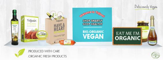 Welcome to the home of tidjoori vegan food, organic vegan food the healthy vegan treasure