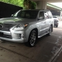Am interested selling my 4 months used lexus lx 2013