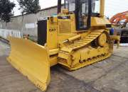 Used cat bulldozer d5h