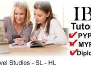 IB English IOP IOC online help tutors example sample