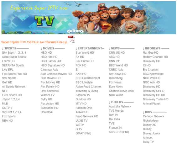 Guangdong ,bingjing,shanghai iptv service for expats all over the world!