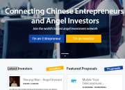 Looking for investment opportunities in china.