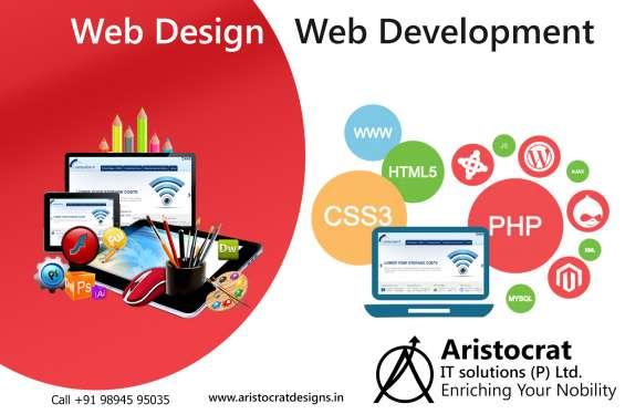 Website design / development services - china