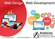 Website design / development services - china