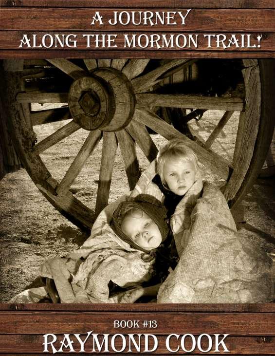 A journey along the mormon trail! ebook