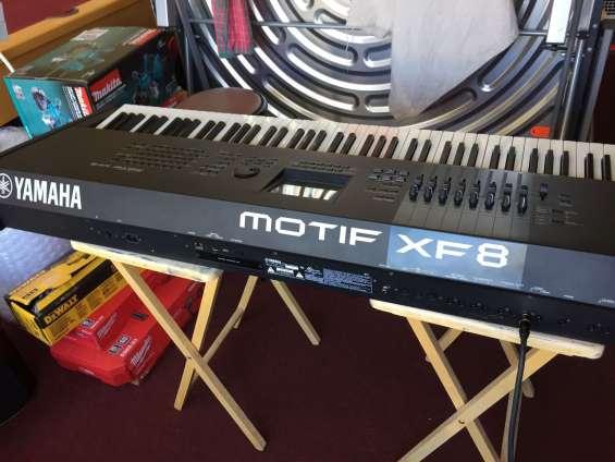 Yamaha motif xf8 88-key