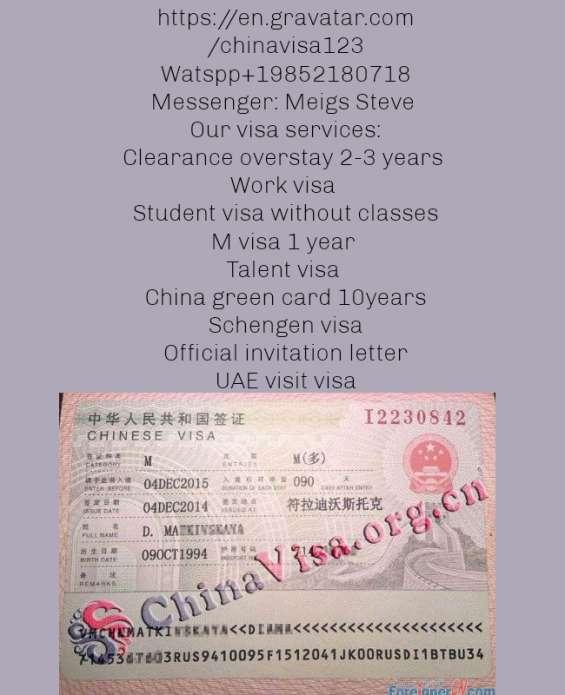 China visa solutions